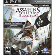 Ubisoft Assassin's Creed 4: Black Flag for PlayStation 3 at Kmart.com