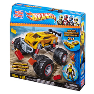 Mega Bloks Hot Wheels Super Blitzen Monster Truck (#91712) at Kmart.com