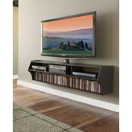 "Prepac Black Altus Plus 58"" Floating TV Stand at Kmart.com"