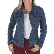 Wrangler Ladies Denim Jacket at Kmart.com