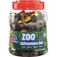 Wild Republic Zoo Adventure Bucket at Kmart.com