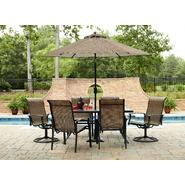 Garden Oasis Harrison 7 Piece Dining Set at Sears.com