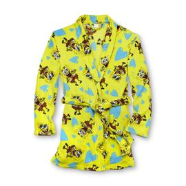 Nickelodeon Women's Short Plush Robe - SpongeBob SquarePants at Kmart.com