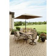La-Z-Boy Outdoor Lucas 7 Piece Dining Set at Sears.com