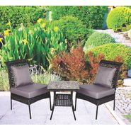 Patio Sense Havasu All Weather Wicker 3pc. Bistro Set at Sears.com