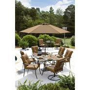 Garden Oasis Emery 7 Piece Cushion Dining Set in Assorted Colors at Sears.com