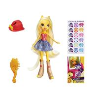 HASBRO My Little Pony Equestria Girls Applejack Doll at Sears.com