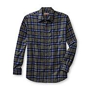 Craftsman Men's Plaid Flannel Shirt at Craftsman.com