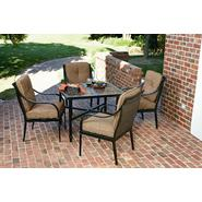 La-Z-Boy Outdoor Charlotte 5 Piece Dining Set at Kmart.com