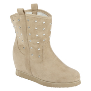 Bolaro Women's Boot Kendall - Sand at Kmart.com