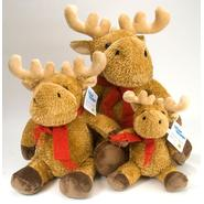 Wild Republic Winter Wonderland Moose 3 piece Family Set at Kmart.com
