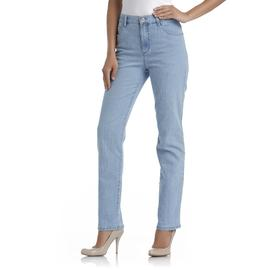 Gloria Vanderbilt Women's Amanda Stretch Denim Jeans at Sears.com