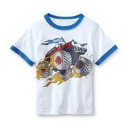 Toughskins Infant & Toddler Boy's T-Shirt - Truckin' at Sears.com