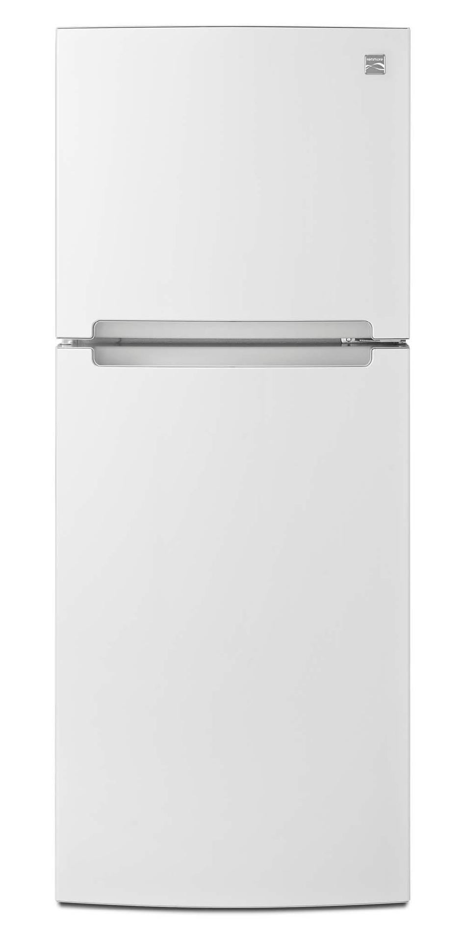 10.7 cu. ft. Top-Freezer Refrigerator w/