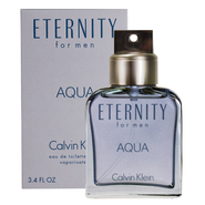 ETERNITY AQUA For Men 3.4 oz Eau De Toilette Spray By Calvin Klein at Kmart.com