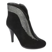 Italina Women's Dress Bootie Candice - Black at Kmart.com