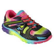 Athletech Girl's Sneaker Sky - Rainbow at Kmart.com