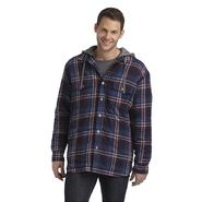 Craftsman Men's Flannel Shirt Jacket - Plaid at Craftsman.com