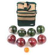 Lion Sports Clear 107 MM Tournament Resin Bocce Set in PVC Carry Bag at Sears.com