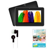 "Supersonic 9"" Android 4.1 Touch Screen Tablet with Earbuds and $25 Voucher at Kmart.com"