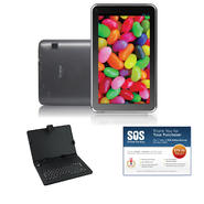 "iView® 7"" Grey 4.2 Android Tablet Bundle at Kmart.com"