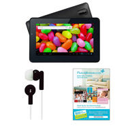 "Supersonic 7"" Android 4.1 Touch Screen Tablet with Earbuds and $25 Voucher at Kmart.com"