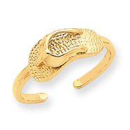 14 Karat Sandal Toe Ring at Kmart.com