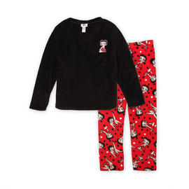 Betty Boop Women's Pajama Top & Pants -Polka Dots at Kmart.com
