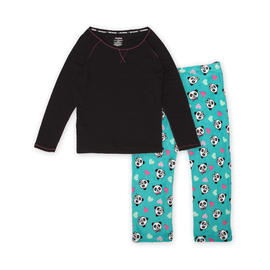Joe Boxer Women's Pajama Top & Pants - Panda at Kmart.com