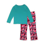 Joe Boxer Women's Pajama Top & Pants - Penguins & Peace Signs at Kmart.com