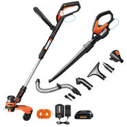 Worx 20V Cordless Combo Kit at Sears.com
