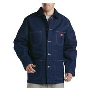 Dickies Men's Big and Tall Denim Blanket Lined Chore Coat 3494 at Sears.com