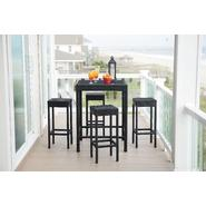 Garden Oasis Bradford 5 Piece Nesting High Dining Set at Kmart.com
