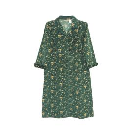 La Cera Womens Cotton Printed Corduroy Shirt Dress at Sears.com