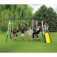 Sportspower Grove Park 4 Leg Metal Swing Set at Kmart.com
