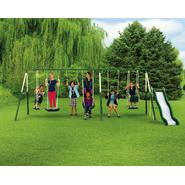 Sportspower Adventure Play II 9-Play Metal Swing Set at Kmart.com