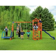 Sportspower Woodland Jump 'N Swing with Picnic Table at Kmart.com