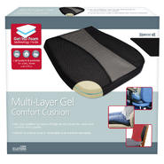 Multi-layer Gel Seat Cushion at Sears.com
