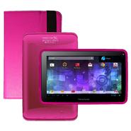 Visual Land Prestige 7G with Pro Folio Bundle (Magenta) - 8GB Android 4.1 Google Play at Sears.com