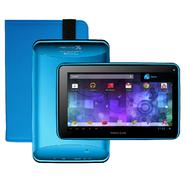 Visual Land Prestige 7G with Pro Folio Bundle Blue) - 8GB Android 4.1 Google Play at Kmart.com