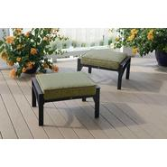 La-Z-Boy Outdoor Karter 2 Pack Ottomans at Sears.com