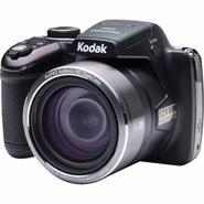 Kodak 16-Megapixel PIXPRO AZ521 Digital Camera Black at Sears.com