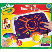 Crayola My First Mess Free Touch Lights Activity Pad at Kmart.com