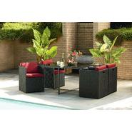 La-Z-Boy Outdoor Emett 5 Piece Dining Set at Sears.com