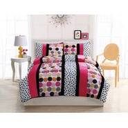 Bed Ink Dani Dot Hot Twin Comforter with Sham at Sears.com