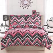 Cosmo Girl Kylee Chevron Twin Comforter with Sham at Sears.com