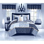Seventeen Dot Dot Dot Full / Queen Comforter With 2 Shams at Kmart.com