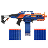 HASBRO N-Strike Elite Blaster & Refill Pack Bundle at Kmart.com