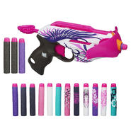 HASBRO Rebelle Pink Crush Blaster & Dart Refill Pack Bundle at Kmart.com