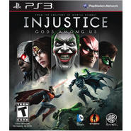 Warner Brothers Injustice: Gods Among Us for PlayStation 3 at Kmart.com